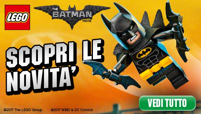 Costruisci il tuo Film Batman Movie