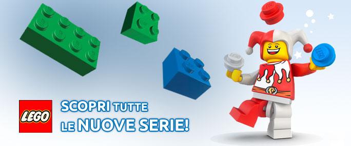 Costruzioni Lego a tema
