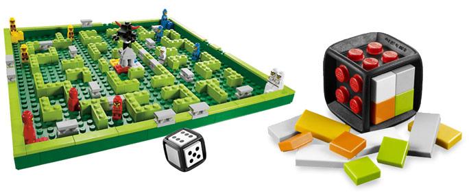 Lego games: giochi in scatola