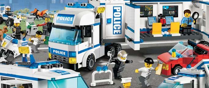 Lego city polizia - Lego city camion police ...
