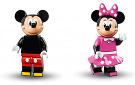 Minifig Minnie e Mickey Mouse