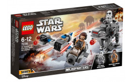 Ski Speeder contro Microfighter First Order Walker