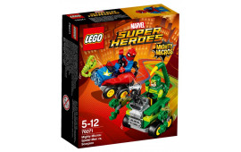 Mighty Micros: Spider-Man contro Scorpione