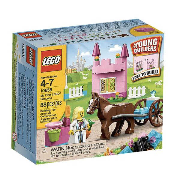 Lamia prima principessa Lego