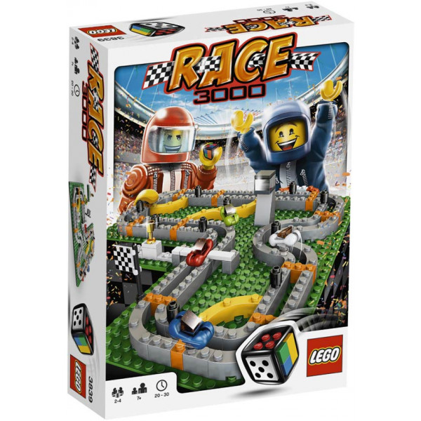 Games Race 3000