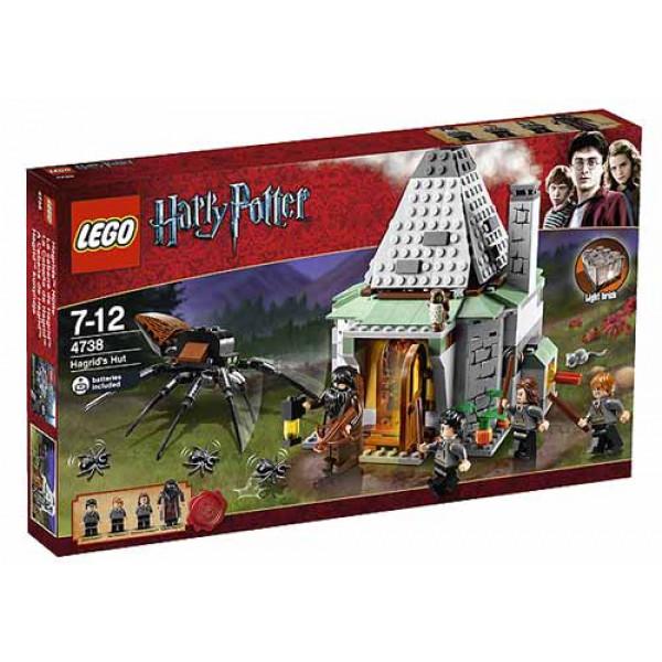 La capanna di Hagrid