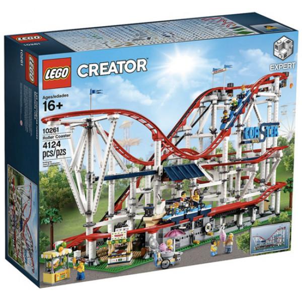 LEGO 10261 Montagne Russe