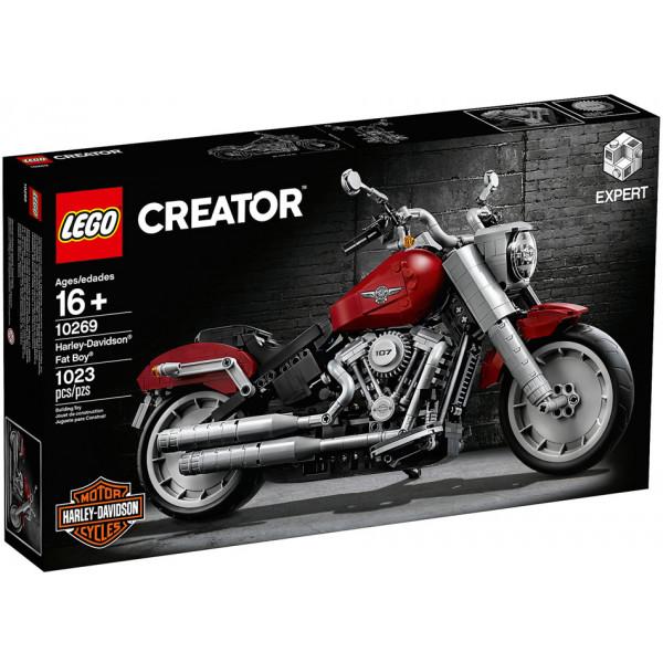 Lego 10269 - Harley Davidson Fat Boy