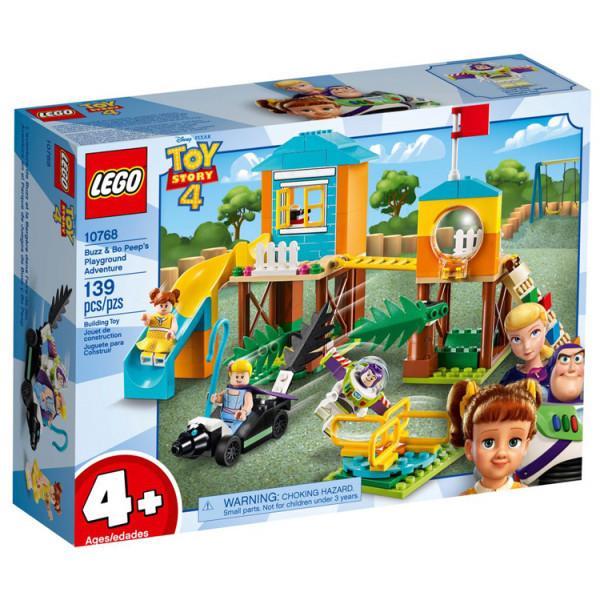 Buzz & Bo Peep's Playground Adventure
