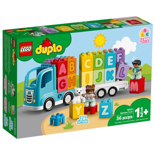 Camion dell'alfabeto