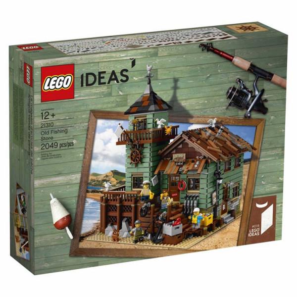 Lego Vecchio negozio dei pescatori