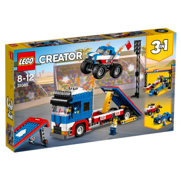 Truck dello Stuntman