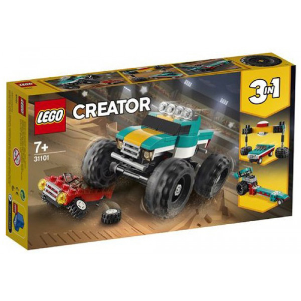 Lego Creator 31101 - Monster Truck