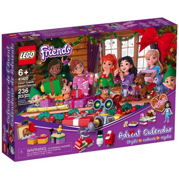 Nuovo Calendario dell'Avvento LEGO Friends