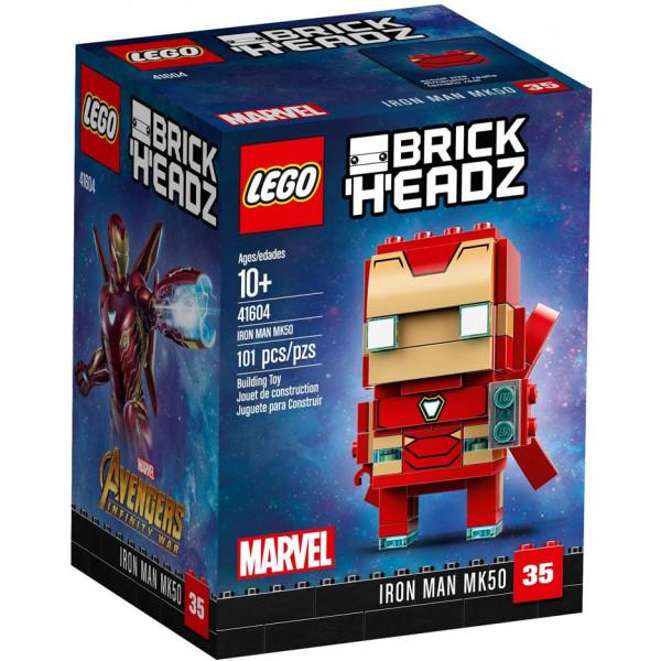 BrickHeadz - Iron Man MK50