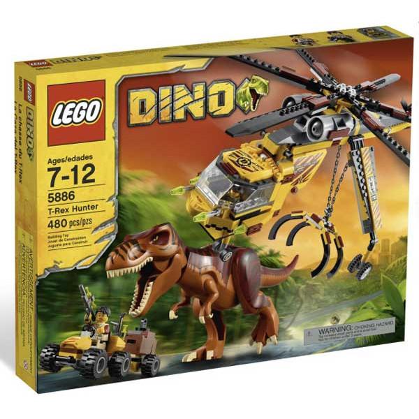 Il cacciatore di tirannosauri