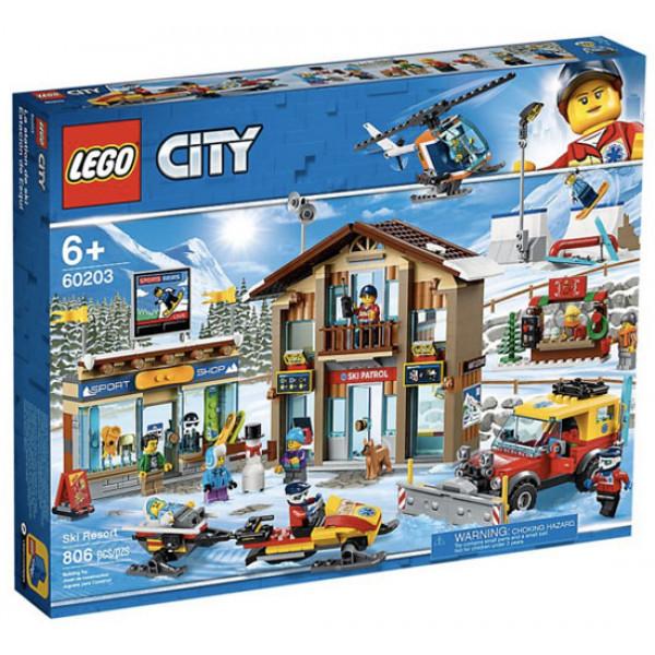 LEGO 60203 Stazione sciistica