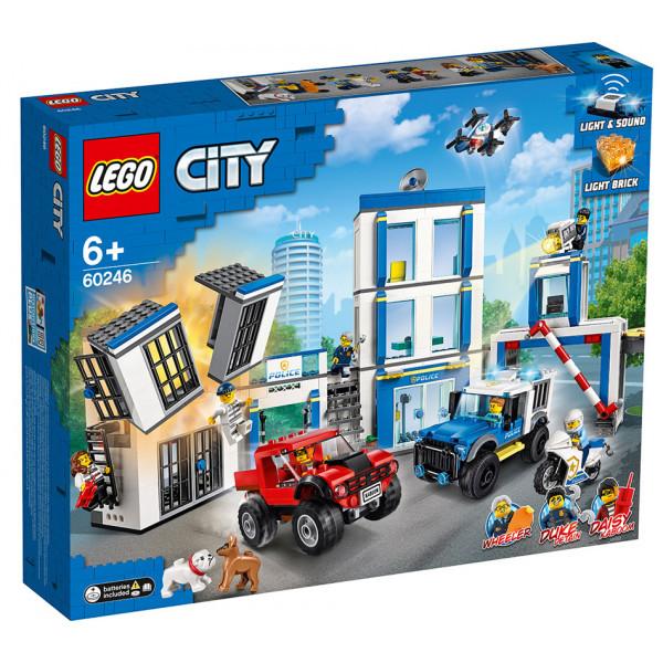 Lego City - Stazione di Polizia 60246