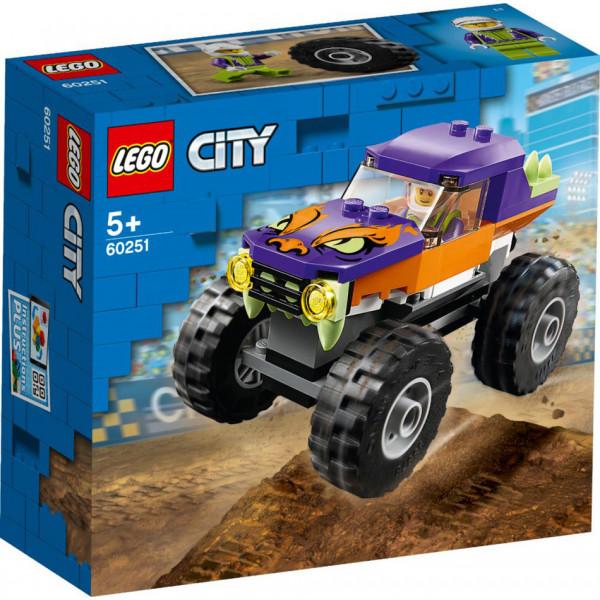 Monster Truck City