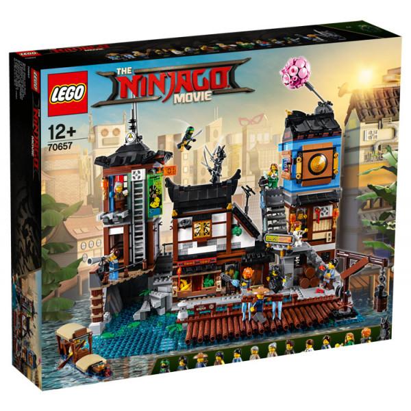 Lego Porto di NINJAGO City