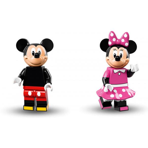 Minifig Minnie e Mickey Mouse