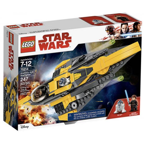 Jedi Starfighter di Anakin