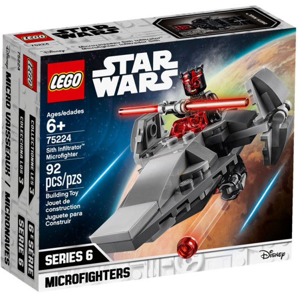 Microfighter Sith Infiltrator