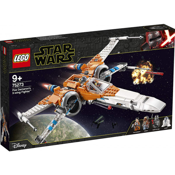 Lego Star Wars 75273 - X-Wing Fighter
