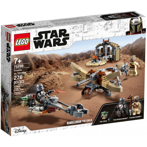 Allarme su Tatooine
