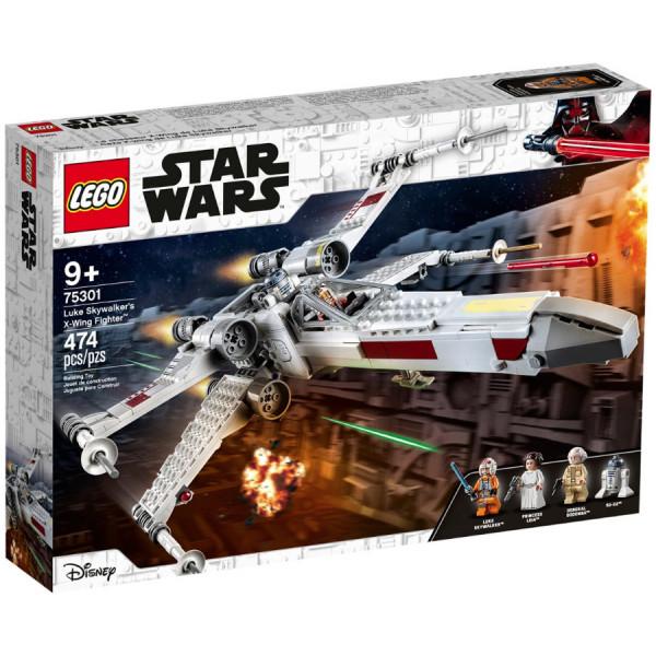 X-Wing Fighter di Luke Skywalker