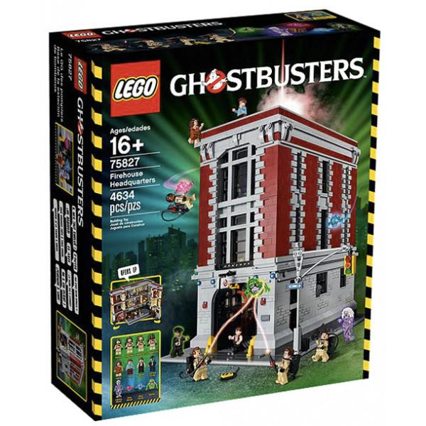 Caserma dei vigili del fuoco Ghostbusters