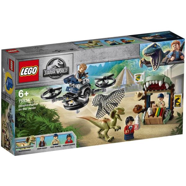 Lego jurassic world 75934