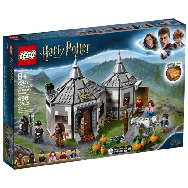 La capanna di Hagrid: Salvataggio di Buckbeak