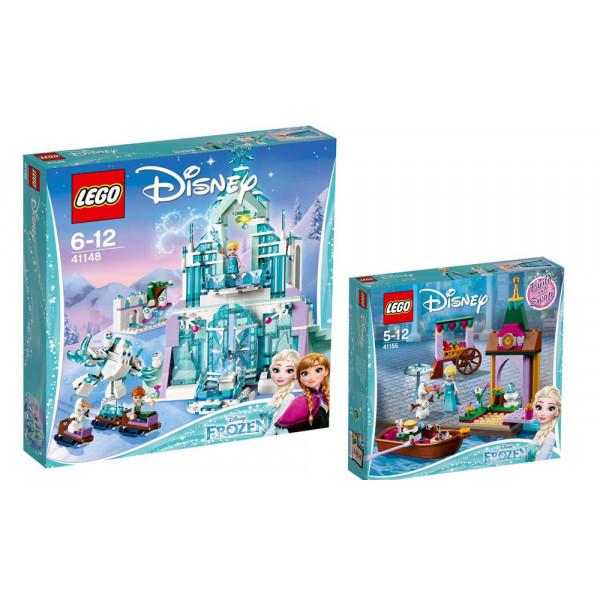Superpack Disney Princess Frozen - risparmi il 30%