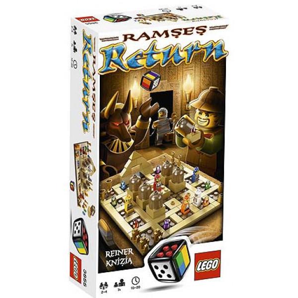 Lego game Ramses Return