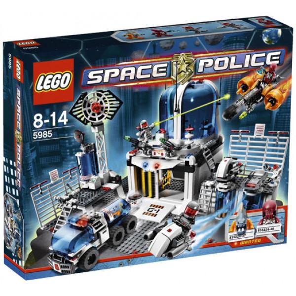 Centrale Polizia Spaziale