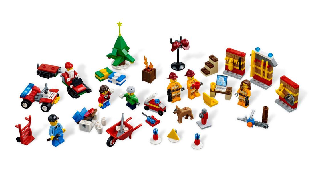Lego City - 4428 Il Calendario dell'avvento - Mattoncini.net
