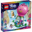 Lego Trolls 41252 - Avventura in mongolfiera di Poppy