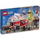 Unità di comando antincendio