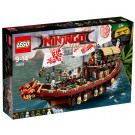 Lego Ninjago Movie Vascello del Destino