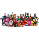 Minifigures The LEGO Batman Movie