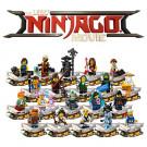 Minifigure The Lego Ninjago Movie