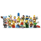 Minifigures Simpson