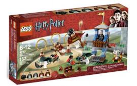 La partita di Quidditch