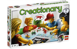 Creationary - Lego Games