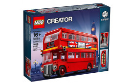 Lego London Bus
