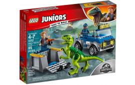 Camion per il soccorso di Velociraptor