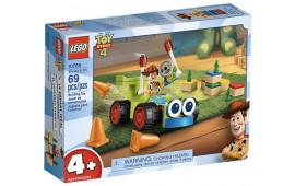 Lego 10766 Woody e RC
