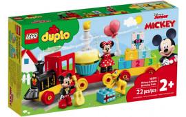 Il treno del compleanno di Topolino e Minnie
