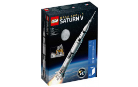 Saturn V Apollo LEGO NASA